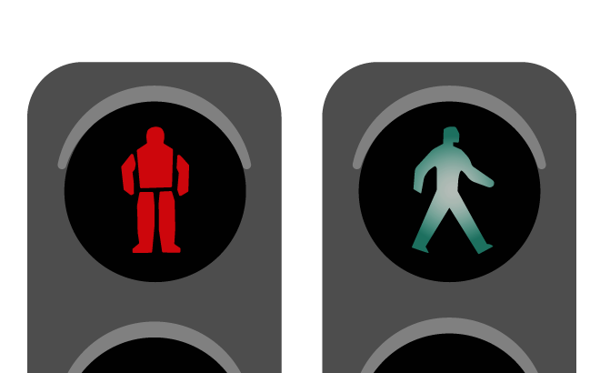 traffic lights across the globe