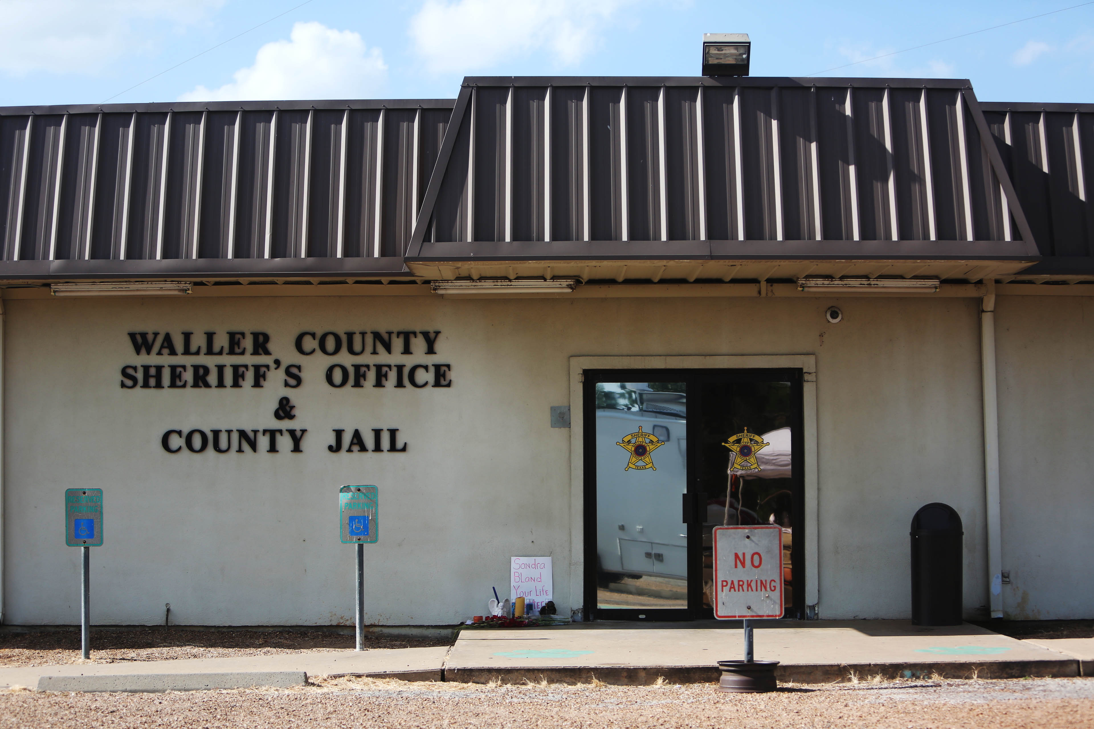 StoryMapJS: Quincy Davis' journey from the Waller County Jail