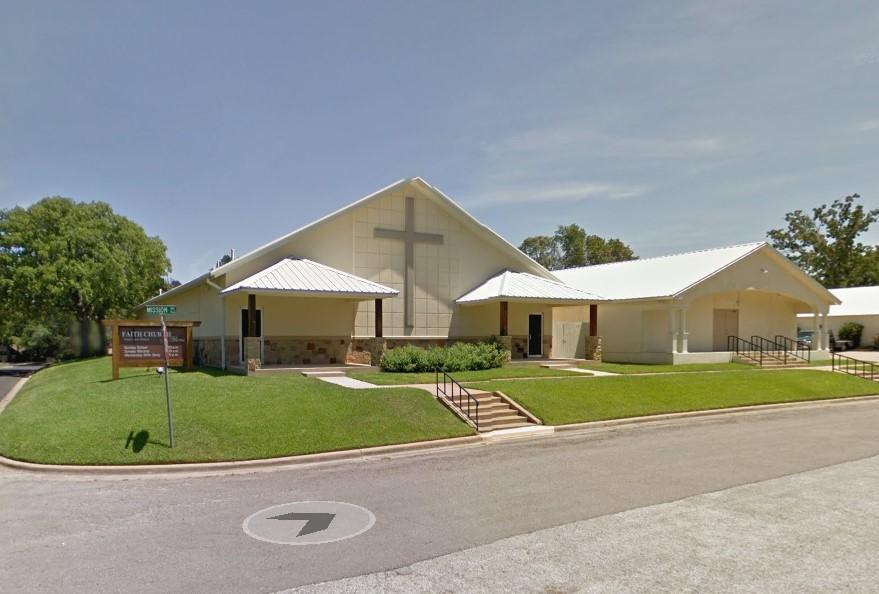 2010 East Texas church burnings