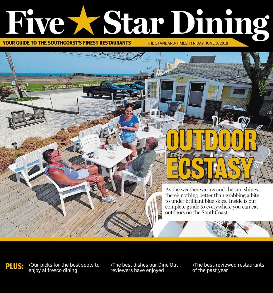 The SouthCoast Outdoor Dining Guide - News - southcoasttoday.com ...