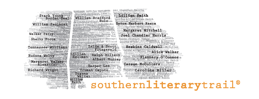 Southern Literary Trail Story Map Georgia Humanities