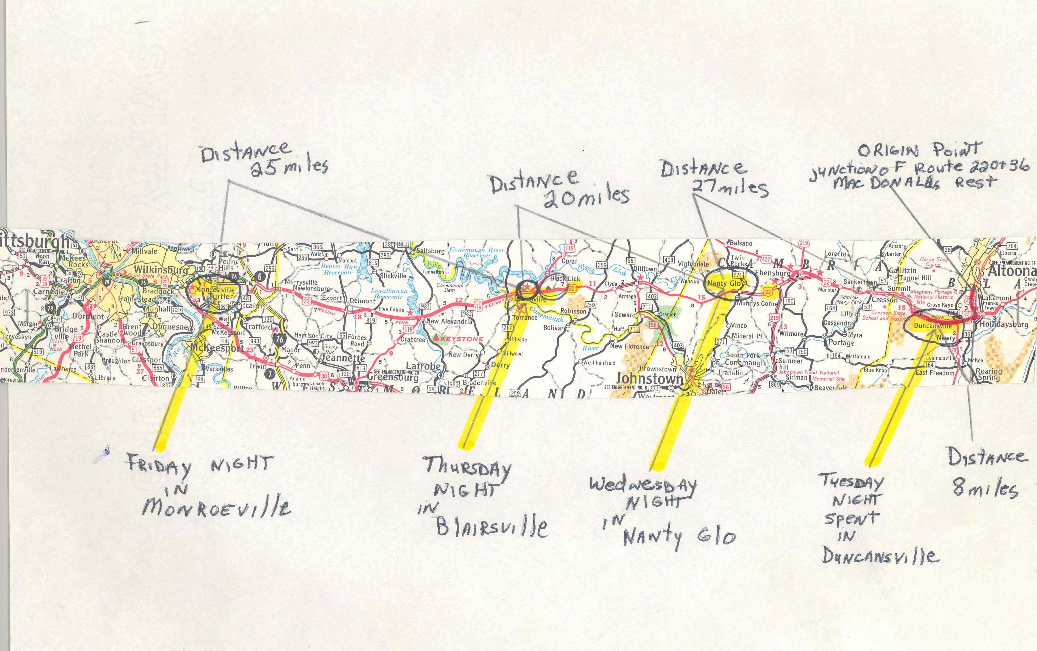 Maps Duquesne University Map on
