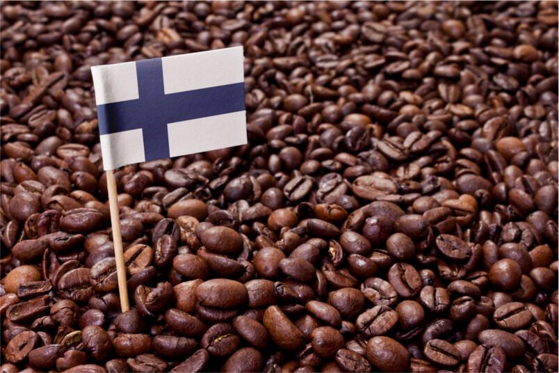 Resultado de imagen de finlandeses son los maximos consumidores de cafe en el mundo