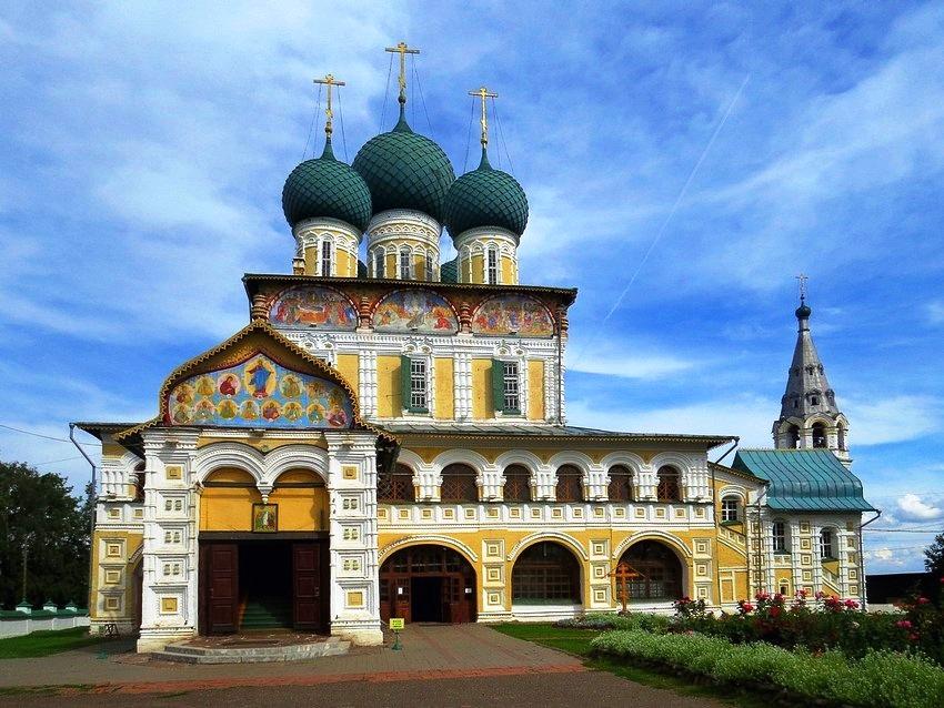 Отношениях, церкви и соборы города тутаев картинки с названиями