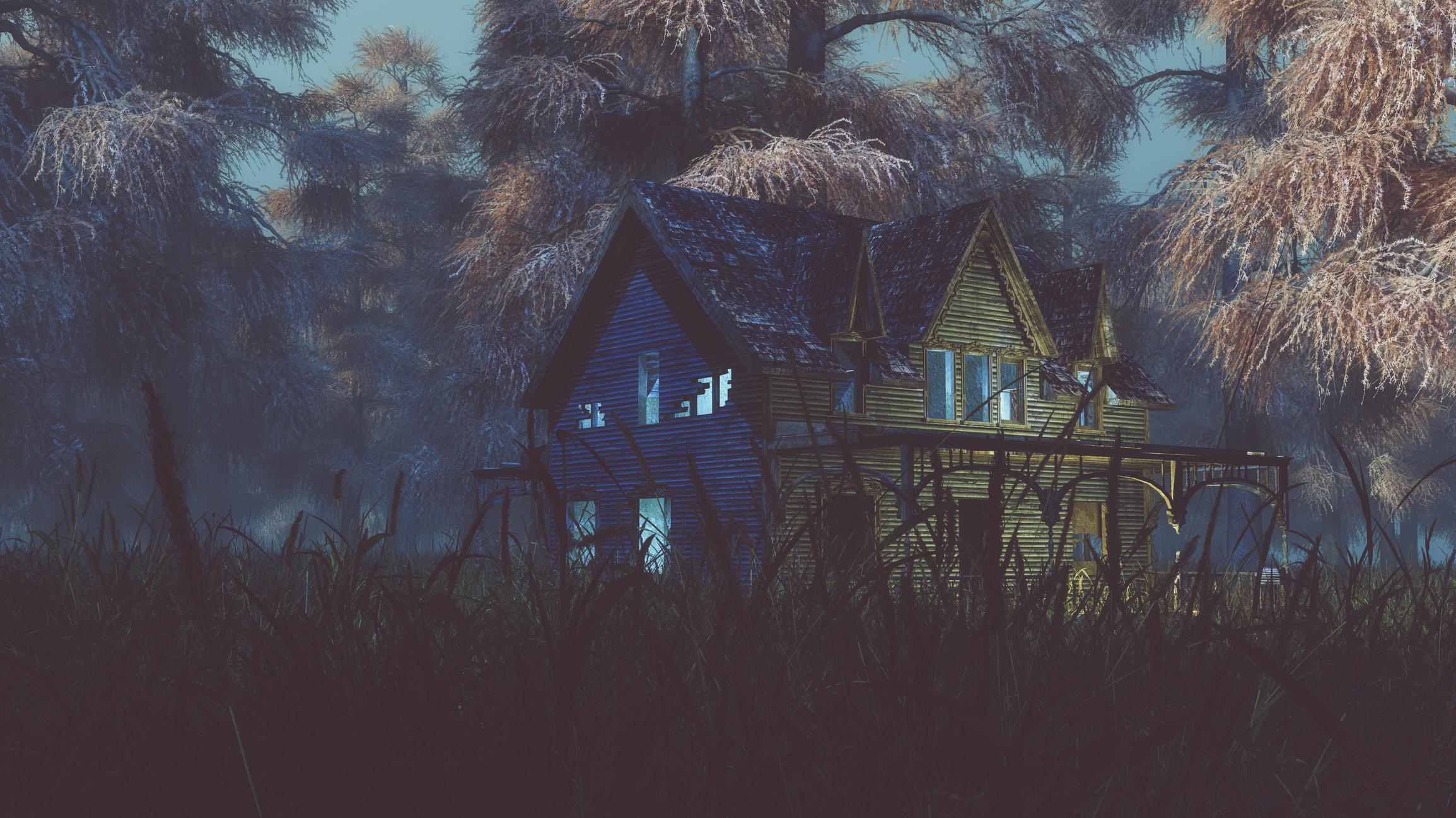 Halloweek: Hometown Haunts