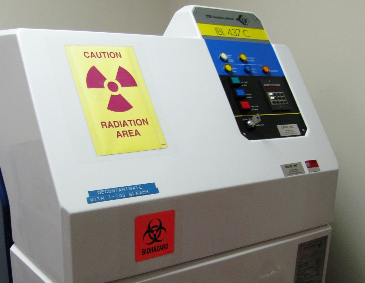 Dealing with the Double-Edged Sword of Cesium Blood Irradiation | NTI
