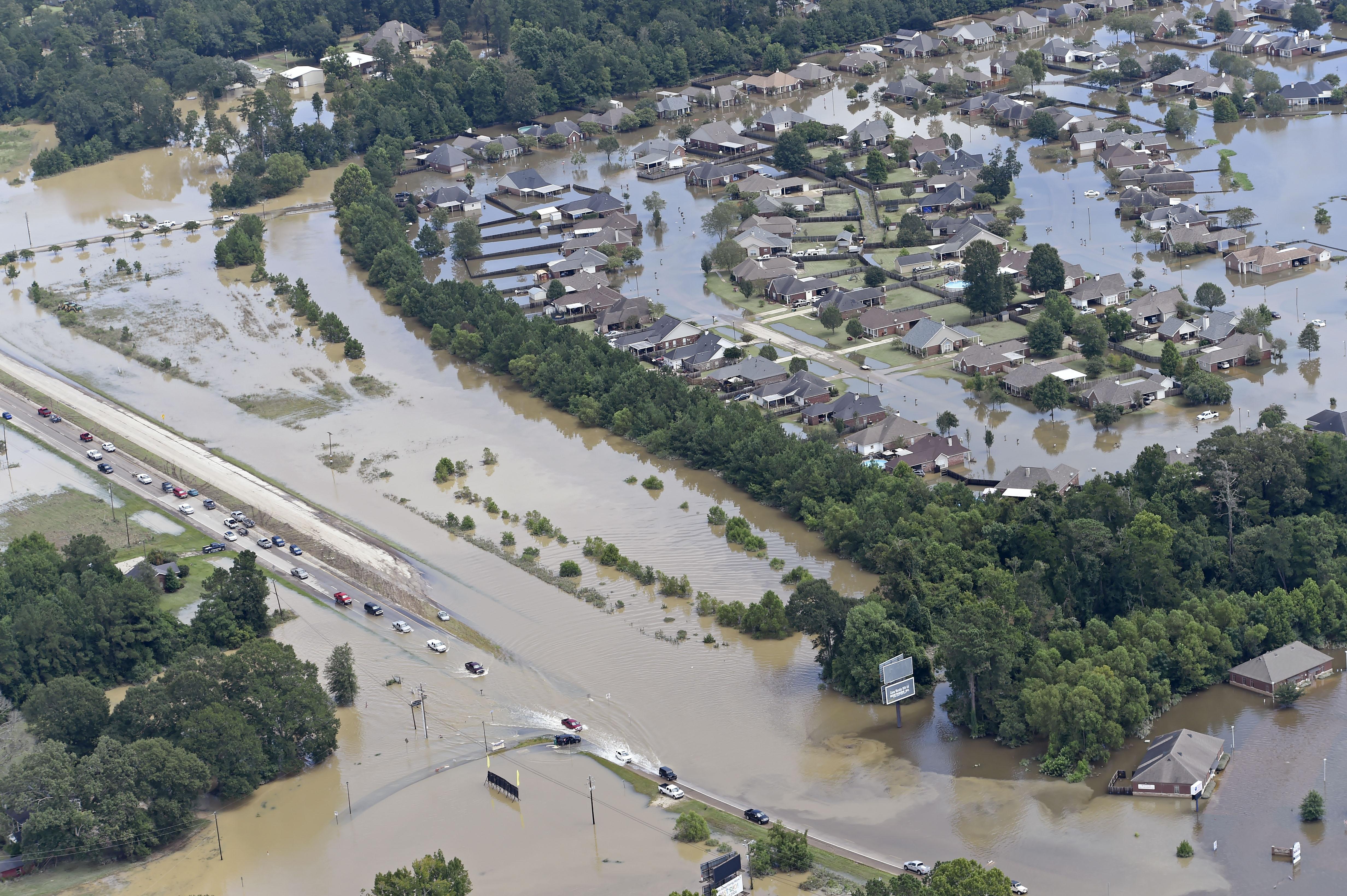 Livingston Parish Flood Map My Blog