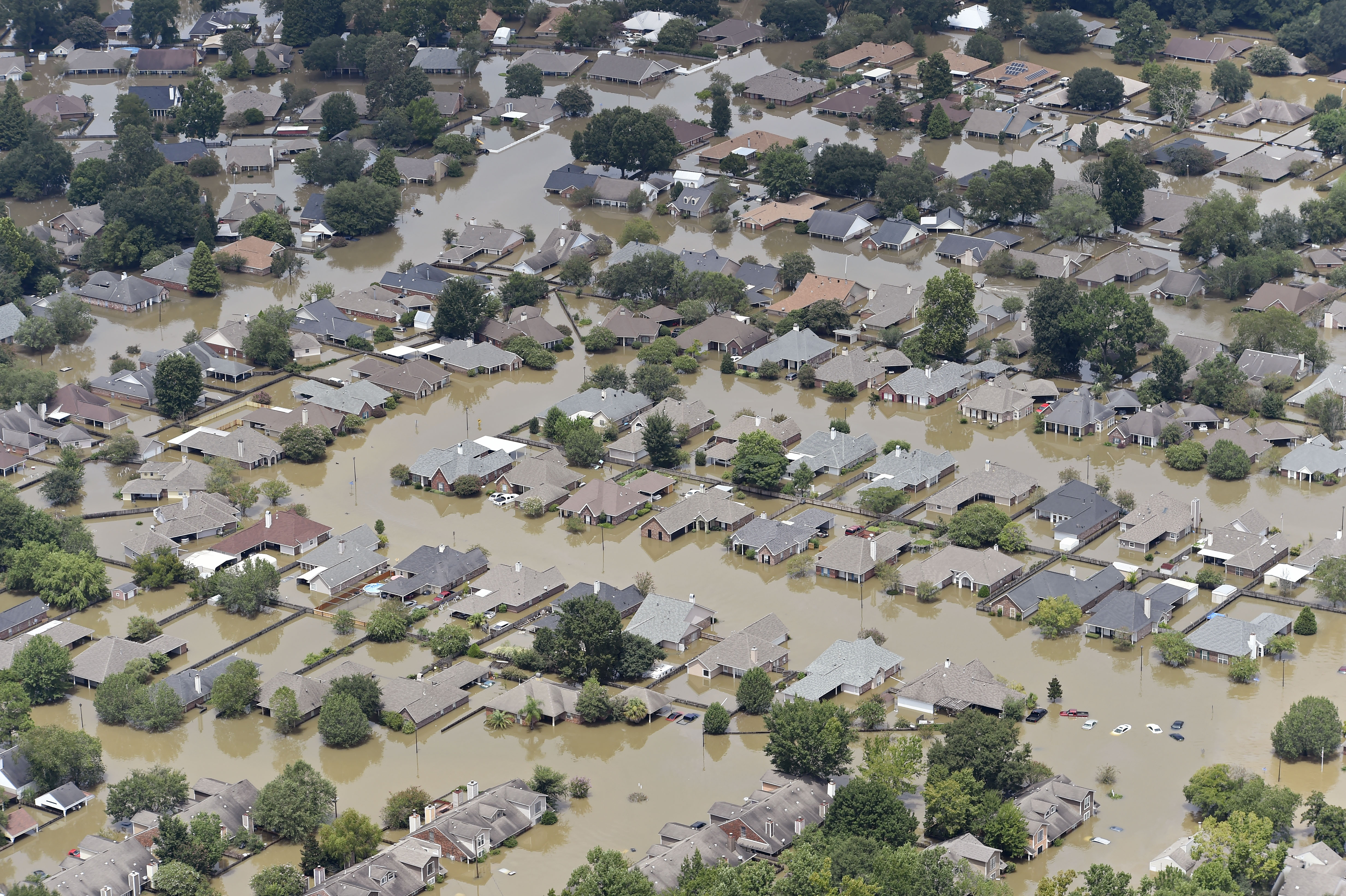 Interactive map See Baton Rouge areas hit hardest by historic