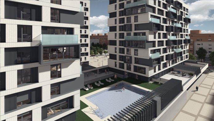 Resultado de imagen de promocion viviendas solares