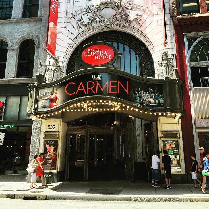 A History of Opera In Boston: A Walking Tour | Boston Lyric Opera
