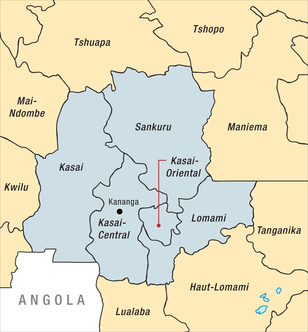 Humanitarian Crisis In Kasai Region Dr Congo Crise Humanitaire Dans
