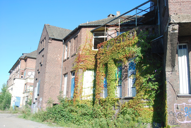 Marode aber schön: Das sind die Düsseldorfer Brachen | nrz.de ...